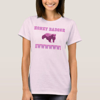 Honey Badger Ewwwwww! T-Shirt
