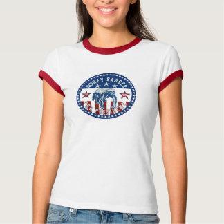 Honey Badger for President in 2016 T-Shirt
