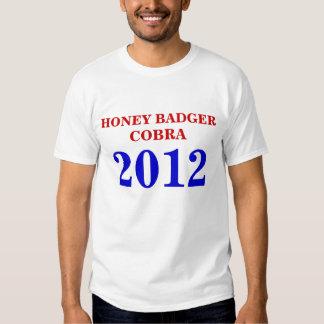Honey Badger for President Tee Shirts