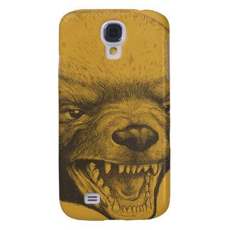 Honey Badger Galaxy S4 Case