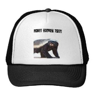 HONEY BADGER GOODS! TRUCKER HAT