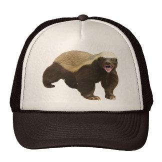 Honey Badger Hat