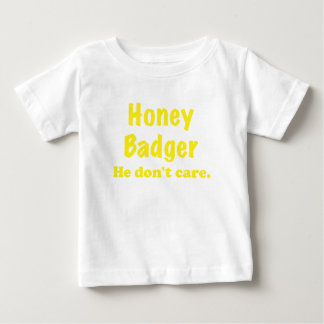 Honey Badger He Dont Care T Shirts