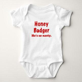 Honey Badger, Hes So Nasty T-shirt