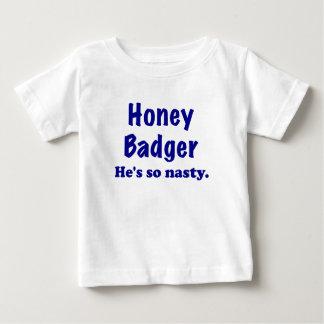 Honey Badger, Hes So Nasty Tee Shirt
