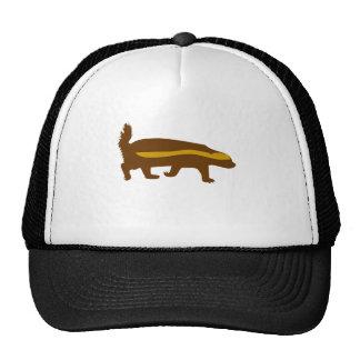 honey badger honey badger honey badger cap