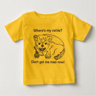 Honey Badger - Infant Baby T-Shirt
