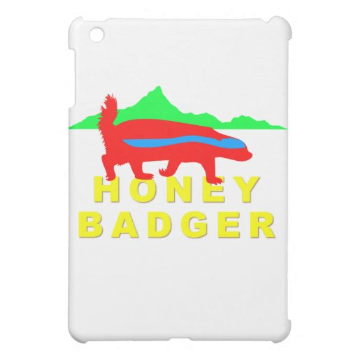 Honey Badger Cover For The iPad Mini