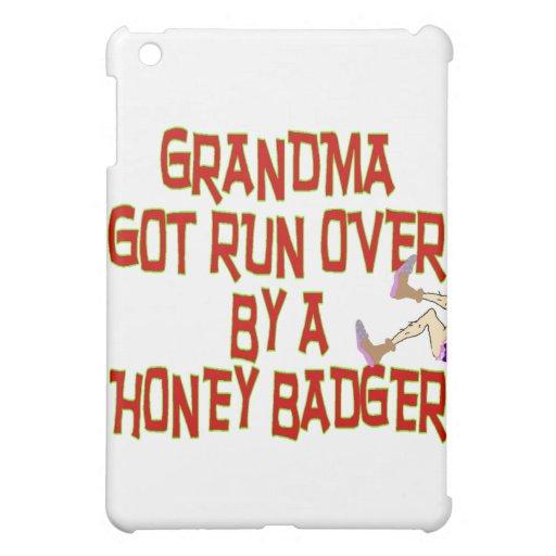 Honey Badger iPad Mini Cover