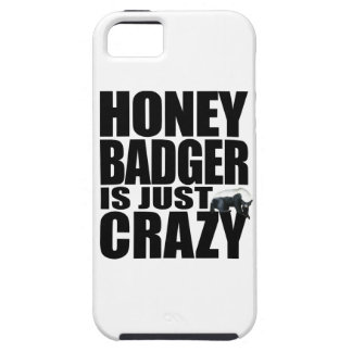 Honey Badger iPhone 5 Case
