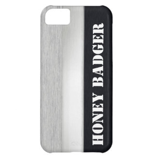 Honey badger iPhone 5C covers