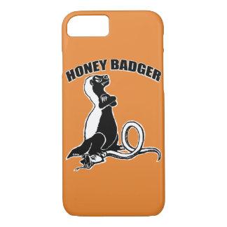 Honey badger iPhone 7 case