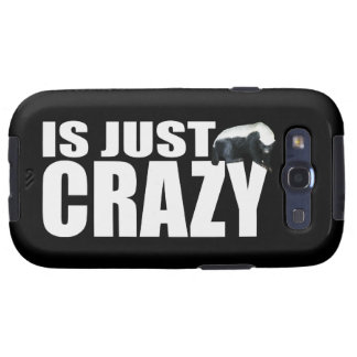 Honey Badger Is Just Crazy Galaxy S3 Covers