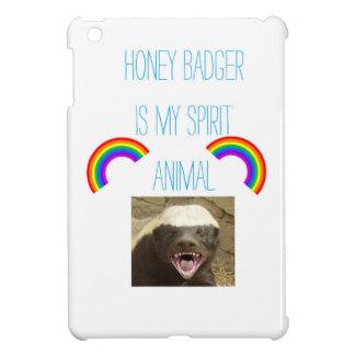 Honey badger is my spirit animal iPad mini case