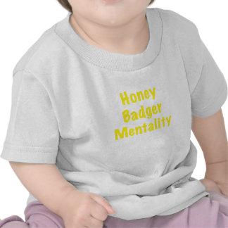 Honey Badger Mentality Shirt