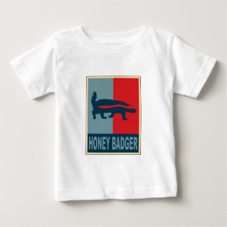 Honey Badger Obama Baby T-Shirt