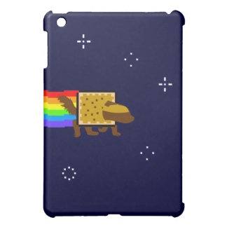Honey Badger Rainbow Butt Space Monkey Case For The iPad Mini