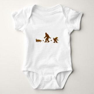 Honey Badger Sasquatch Hybrid Tee Shirt