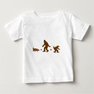 Honey Badger Sasquatch Hybrid Tshirt