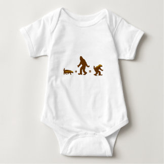 Honey Badger Sasquatch Hybrid Tee Shirts