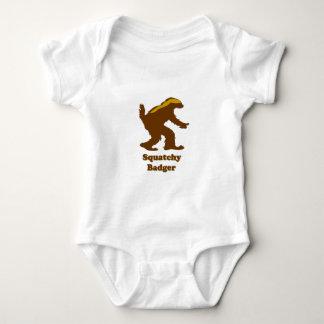 Honey Badger Sasquatch Hybrid Tshirts