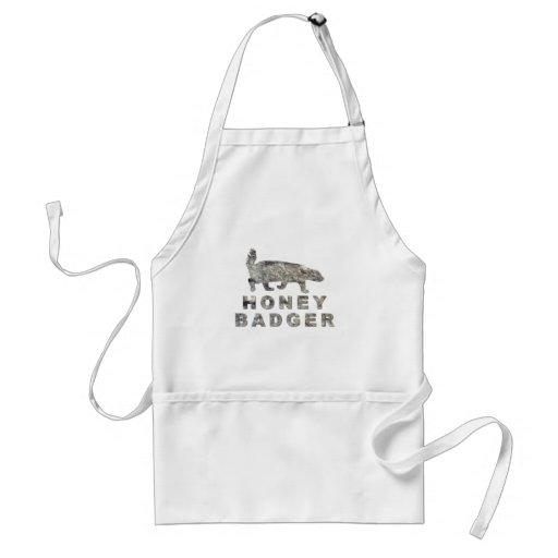 honey badger stone aprons