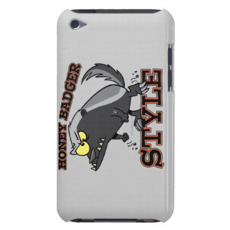 HONEY BADGER STYLE BARELY THERE iPod COVERS
