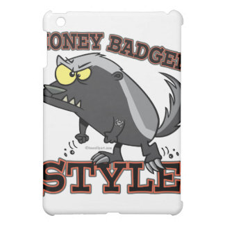 HONEY BADGER STYLE CASE FOR THE iPad MINI