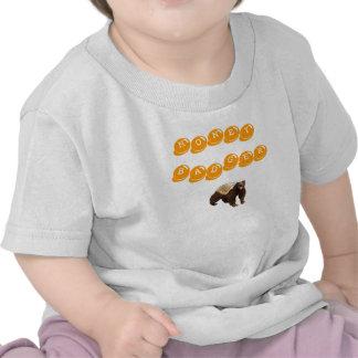 Honey Badger T Shirt