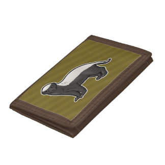 Honey Badger Trifold Wallet