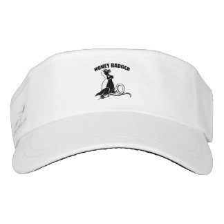 Honey badger visor