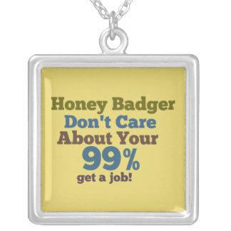 Honey Badger vs. the 99% Custom Jewelry