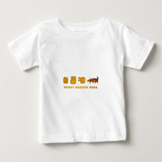 Honey Badger Wins - (Vintage) Rock Paper Scissor Shirts