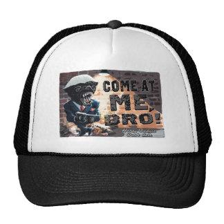 Honey Badger with Machine Gun Cap