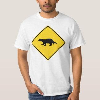 Honey Badger XING T-Shirt
