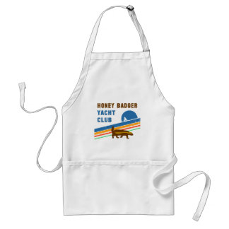honey badger yacht club standard apron