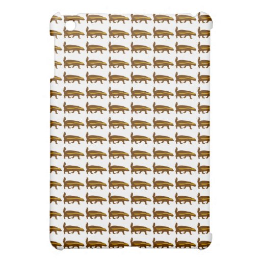 Honey Badgers iPad Mini Cover