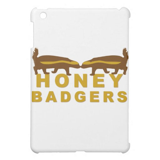 honey badgers cover for the iPad mini