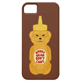 Honey Bear Barely There iPhone 5 Case