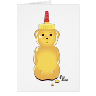 Honey Bear Mother's Day Card
