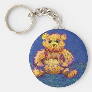 Honey Bear Teddy Bear CricketDiane Cute Bears Keychain