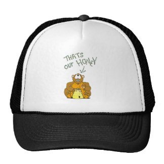 Honey Bear Trucker Hats