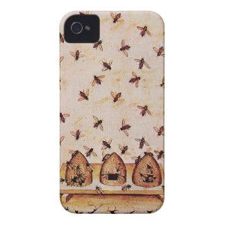 HONEY BEE ,BEEKEEPER Case-Mate iPhone 4 CASES