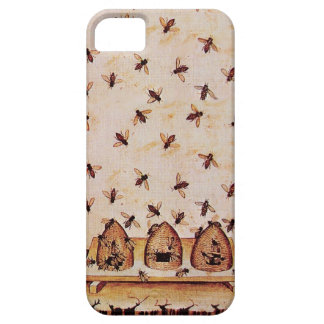 HONEY BEE ,BEEKEEPER iPhone 5 CASES
