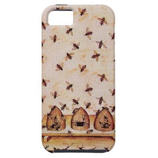 HONEY BEE ,BEEKEEPER iPhone 5 COVERS