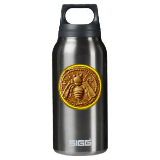 HONEY BEE ,BEEKEEPER 10 OZ INSULATED SIGG THERMOS WATER BOTTLE