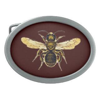 HONEY BEE BELT BUCKLES