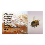 Honey bee Double-Sided standard business cards (Pack of 100)