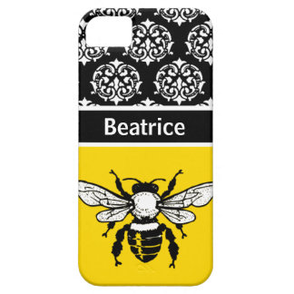 Honey Bee Custom iPhone 5 Cover