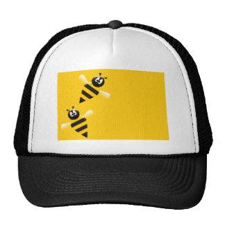 HONEY BEE TRUCKER HATS